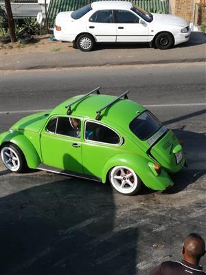 1969 VW Beetle 2.0 Highline