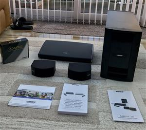 Brand New Bose Lifestyle 235 Entertainment System in box and never used for sell
