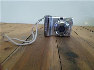 Cannon digital camera for sale neg