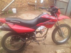 2005 Honda NXR