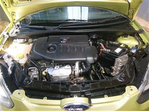 2012 Ford Figo hatch 1.5 Titanium