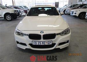 2015 BMW 3 Series 318i M Sport