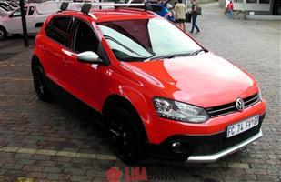 2015 VW Cross Polo 1.2TSI