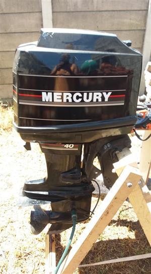 Mercury classic 40Hp