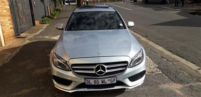 2015 Mercedes Benz C Class C180 coupe AMG Sports