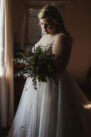 J'adore Designs Plus Size Wedding Gowns