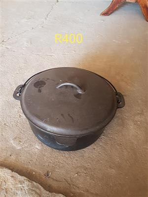 Camping/ outside pot for sale