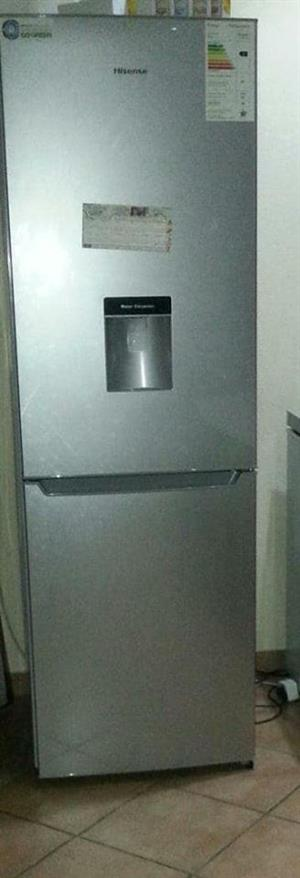 Hisense dispense fridge for sale