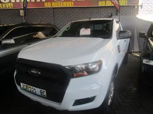 2014 Ford Ranger 2.2 SuperCab 4x4 XL