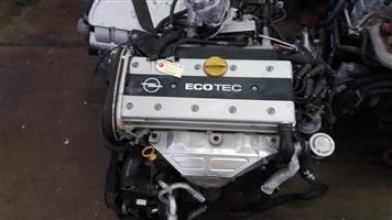 Opel 2.0 Eco Tec Engine  # X20XEV