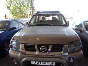 2005 Nissan Hardbody 2.4 16V double cab 4x4 SE