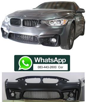 BMW F30 '12-17' FRONT BUMPER SKIN KIT (F80; M3 LOOK)