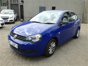 2011 VW Polo Vivo sedan 1.4 Trendline