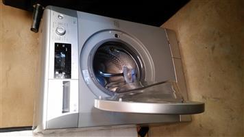 DEFY EC (Washing Machine), DEFY (Autodry Tumble Dryer), DEFY (Fridge/Freezer) - SILVER