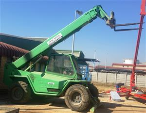 Cherry Pickers Total Access Hire - Merlo 13M Telehandler