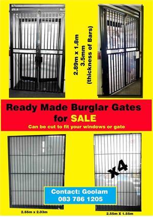 Burglar Proofing
