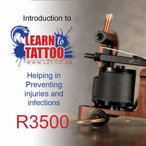 Learn To Tattoo - Introduction To Tattooing