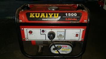 Kuaiya 1500 Generator For Sale