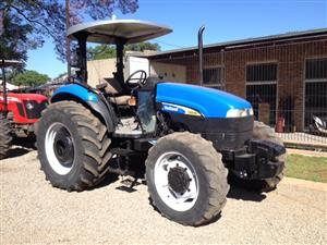 New Holland TD80 60kW/80Hp Pre-Owned Tractor