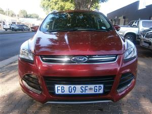 2016 Ford Kuga 1.5T Trend