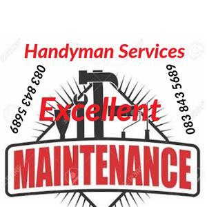 GLEN MARAIS HANDYMAN SERVICES