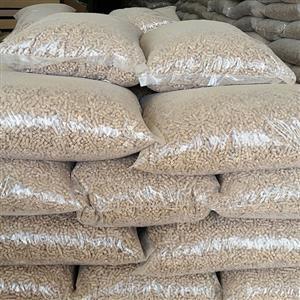 Low dust content wood pellets for sale