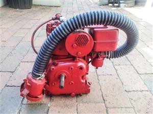 Vintage Italian Aspera Motors Lawnmower or Go-Kart Engine