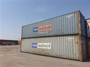 12M Containers for SALE