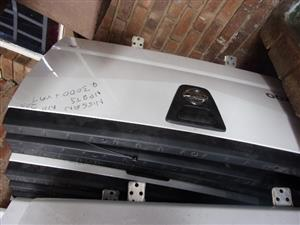Nissan NP 200 Tailgate New Part for Sale