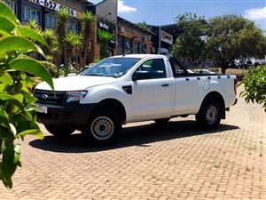 2013 Ford Ranger single cab RANGER 2.2TDCi L/R P/U S/C