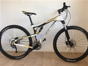 Silverback Dual Suspension 29er