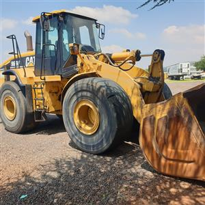 CAT 966H FEL for sale