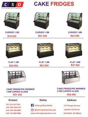 Cake fridges for Sale
