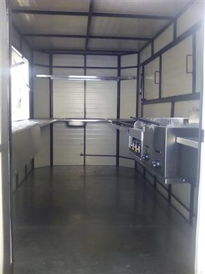 4M MOBILE KITCHEN FOR SALE