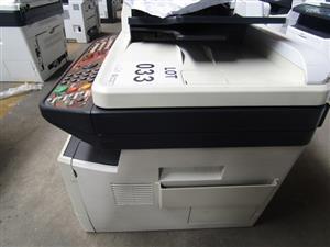 KYOCERA KM FS-1128 Printer - ON AUCTION