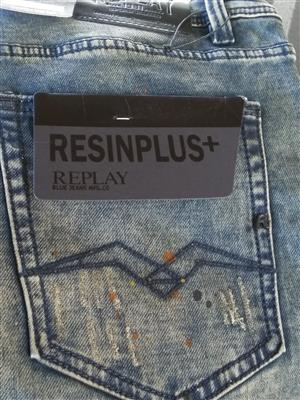 Replay brand new jeans for sale
