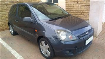 2006 Ford Fiesta 1.6TDCi 3 door Trend