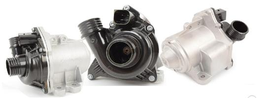WATER PUMP ELECTRIC (COOLTEC) BMW E82,E88,E90 135i,335i,>N