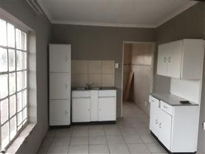 2 bedroom house on plot