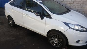2011 Ford Fiesta Sedan Stripping For Spares For More Info Contact Ebrahim On 0833779718