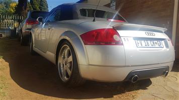 2003 Audi TT 2.0T roadster