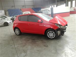 Now Stripping Hyundai I20 2009 G4FA