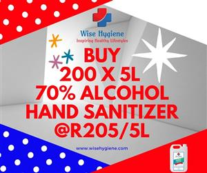 Sanitizer - Surface Disinfectant & Wet Wipes