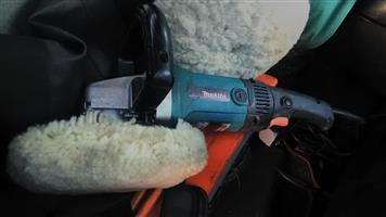 Makita Polisher / Sander 9237 Cb