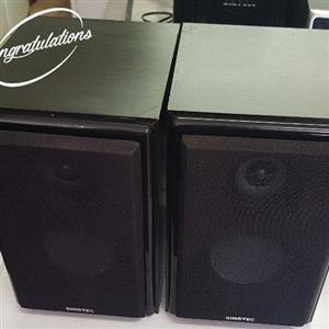 Sinotec mini hifi speakers