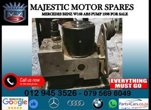 mercedes benz W168 abs pump for sale