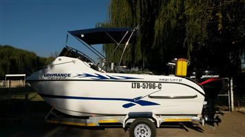 2015  Kozi Cat 17,6 ft deep sea boat