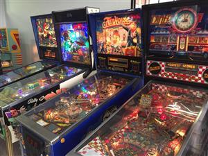 Wanted : pinball machine Pretoria Central, cash paid