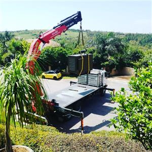 Machine lifting, rigging and transport