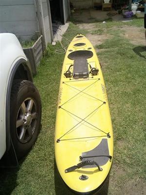 Macski kayak